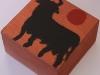 140303-3 Sp Black Bull bronze 2