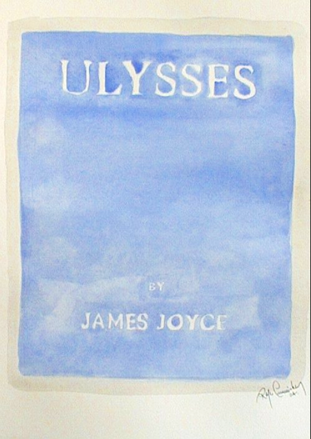 Ulysses-the-book-painting