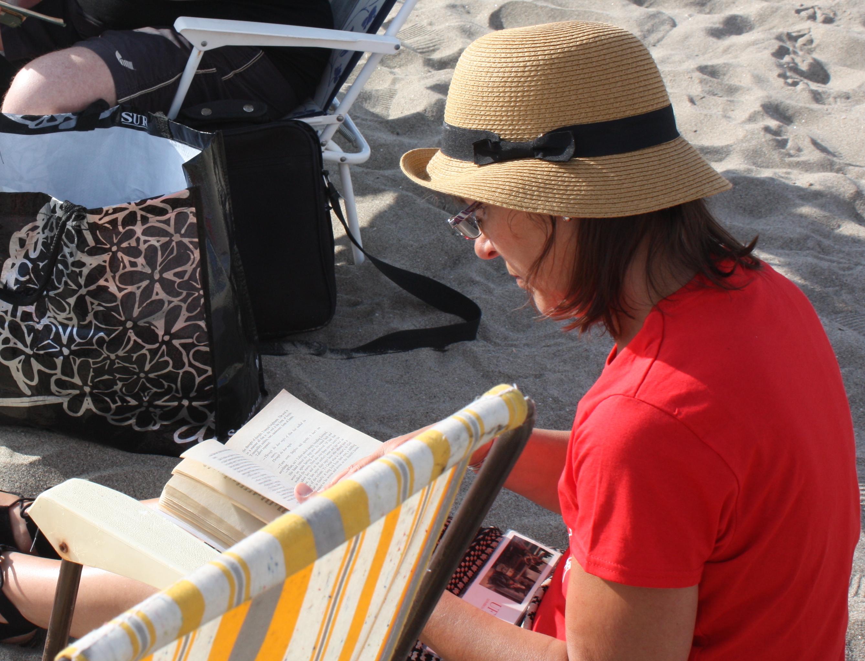 Ann Doyle reads Ulysses.jpg