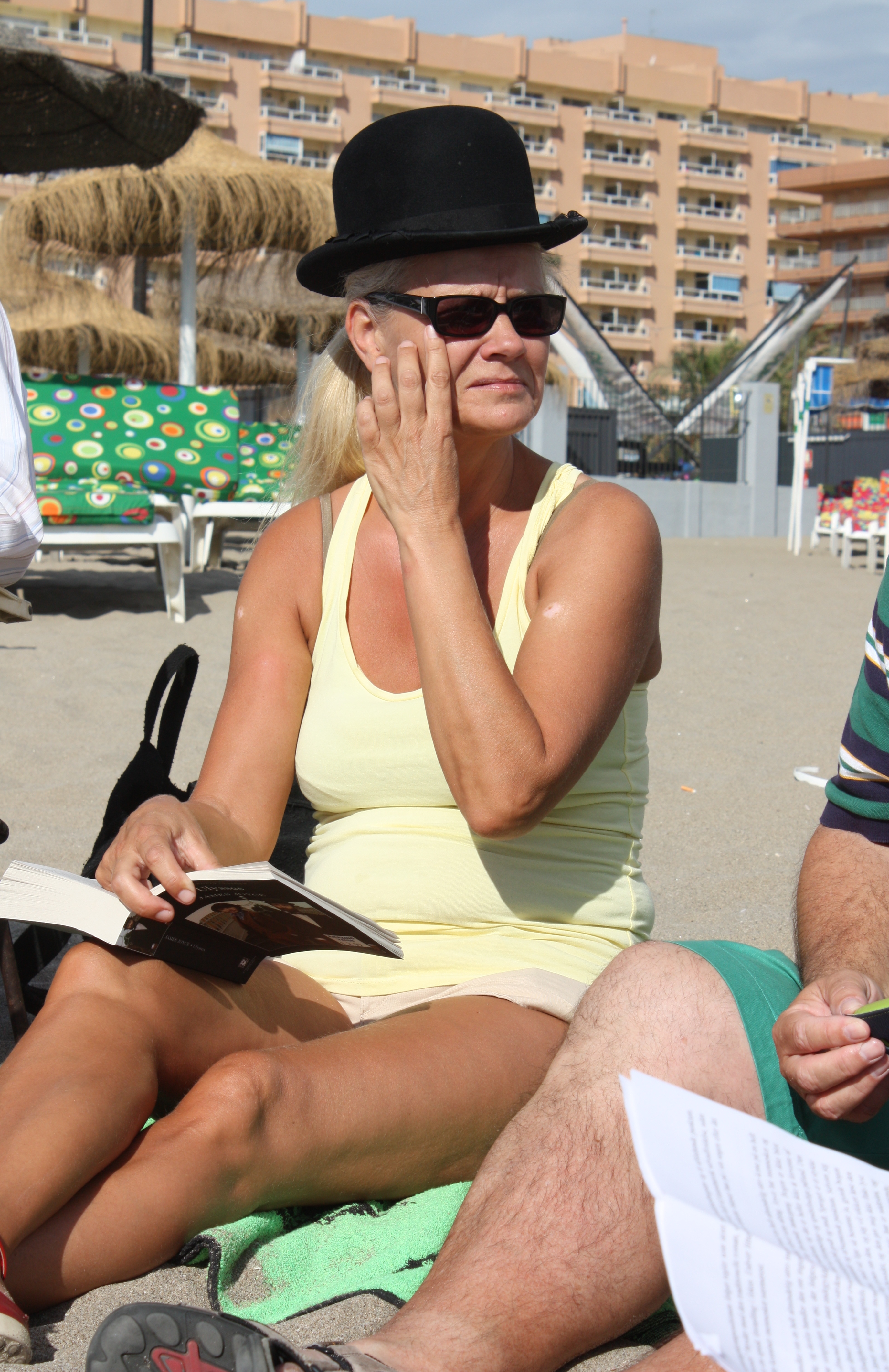 Susanne from Sweden reads Ulysses.jpg