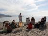 Reading Ulysses on the Beach.jpg