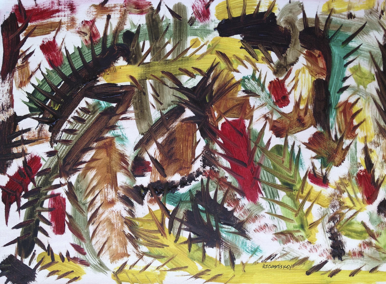 Cacti - Roger Cummiskey
