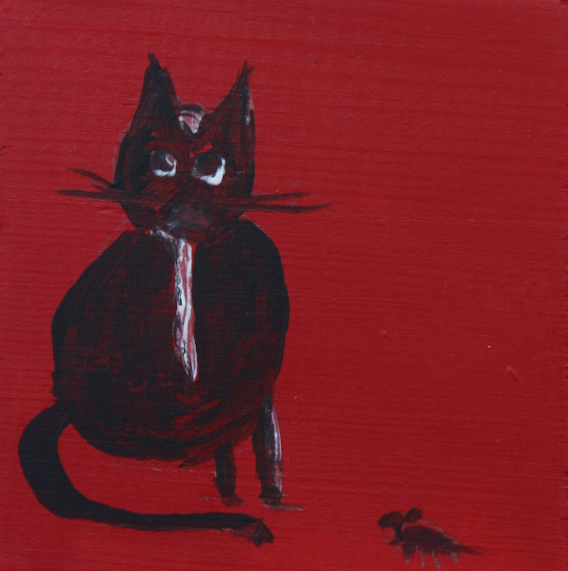 Cat + Mouse 140713