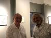 Roger and Maestro Jose Maria Cordoba.