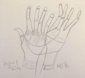 Hands of Inma