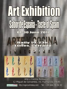 Sabor de España  –  A Taste of Spain