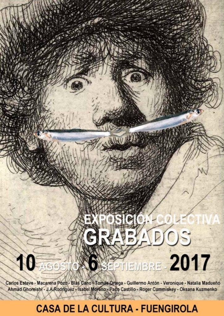 Grabados – Casa de la Cultura, Fuengirola.