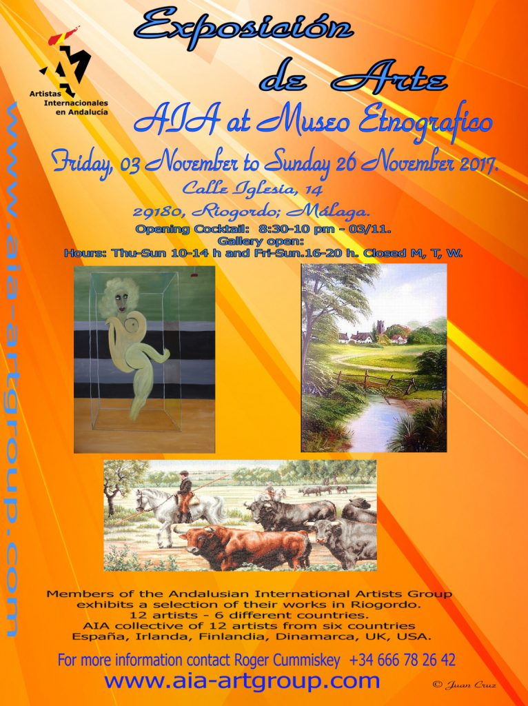 AIA – Museo Etnografico de Riogordo